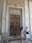 Heilige Deur Santa Maria Maggiore