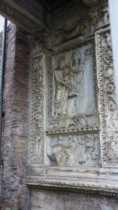 Rome - Arco degli Argentari